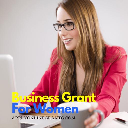 Business Grant For Women