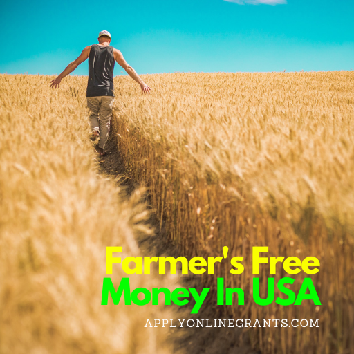 Free Money To Farmers In USA