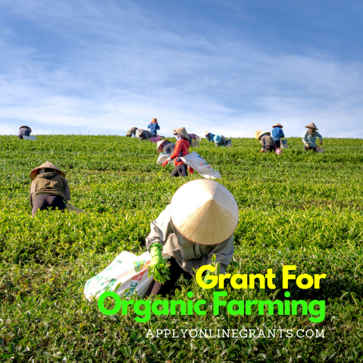 Grant For Organic Farming