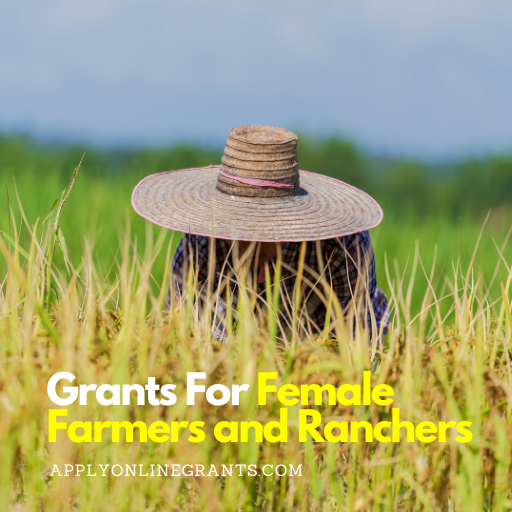 Grants For Female Farmers and Ranchers