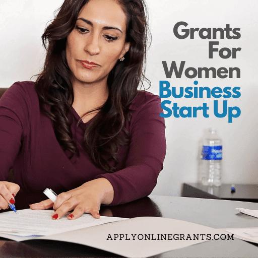 Grants For Women Business Start Up