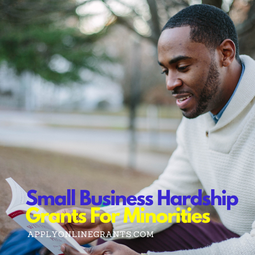 Small Business Hardship Grants For Minorities
