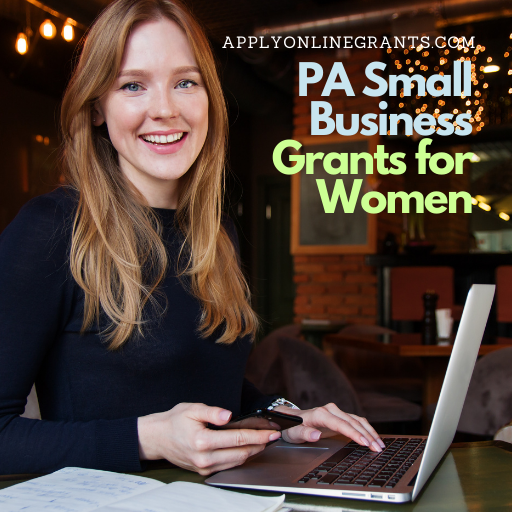 PA Small Business Grants for Women