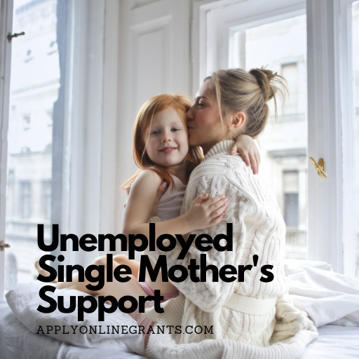 Support For Unemployed Single Mothers