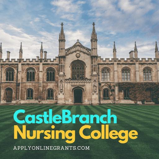 CastleBranch Colleges of Nursing