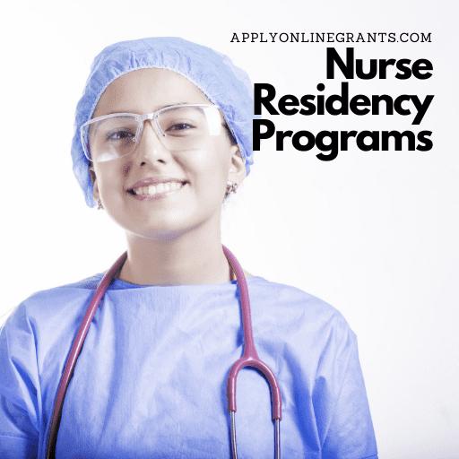 Nurse Residency Programs