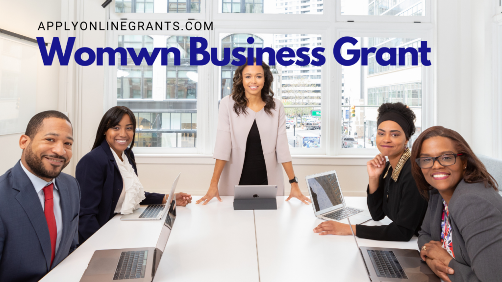 Small Business Grant For Women