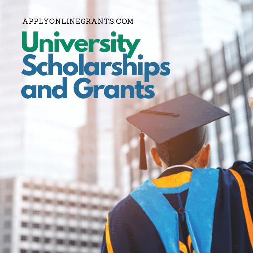 University Scholarships and Grants