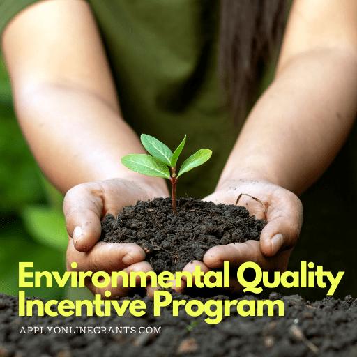 Environmental Quality Incentive Program (EQIP)
