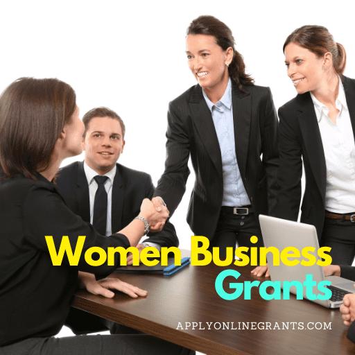 Business Grants Women